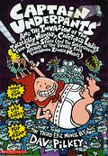 Captain Underpants and the Invasion of the Incredibly Naughty Cafeteria Ladies from Outer Space SC (1999 Scholastic) 1-REP