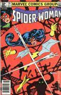Spider-Woman (1978-1983 1st Series) Mark Jewelers 39MJ