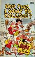 Family Circus For This I Went to College? PB (1970 Fawcett) 1-1ST