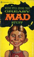 Greasy MAD PB (1963 Signet Books) 1-REP