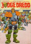 Judge Dredd The Streets of Mega-City TPB (1982 Titan Books) Judge Dredd Colour Series 1-1ST