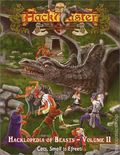 HackMaster: The Hacklopedia of Beasts SC (2001-2002 Kenzer) Role-Playing Game 2-1ST