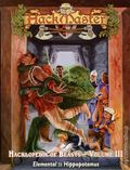 HackMaster: The Hacklopedia of Beasts SC (2001-2002 Kenzer) Role-Playing Game 3-1ST