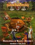 HackMaster: The Hacklopedia of Beasts SC (2001-2002 Kenzer) Role-Playing Game 1-1ST