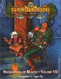 HackMaster: The Hacklopedia of Beasts SC (2001-2002 Kenzer) Role-Playing Game 7-1ST