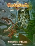 HackMaster: The Hacklopedia of Beasts Monster Matrix SC (2002 Kenzer) Role-Playing Game 1-1ST