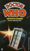 Doctor Who PB (1973-1994 Target Novel Series) 38-1ST