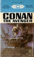 Conan PB (1966-1977 Lancer/Ace Books Novel) 10C-1ST