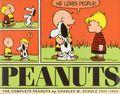 Complete Peanuts TPB (2014-Present Fantagraphics) 4-1ST
