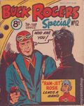 Buck Rogers Special (Australian Edition c.1955 Southdown) 12