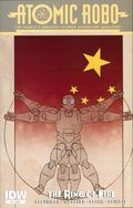 Atomic Robo and the Ring of Fire (2015 IDW) 4