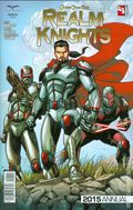 Grimm Fairy Tales Presents Realm Knights (2015) Annual 1A