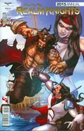 Grimm Fairy Tales Presents Realm Knights (2015) Annual 1D
