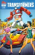 Transformers (2012 IDW) Robots In Disguise 48SUB
