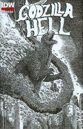 Godzilla in Hell (2015 IDW) 1C