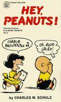 Hey, Peanuts PB (1962 Fawcett Crest) 1-1ST