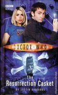 Doctor Who The Resurrection Casket HC (2006 BBC Novel) 1-1ST