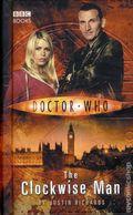 Doctor Who The Clockwise Man HC (2005 BBC Novel) 1-1ST