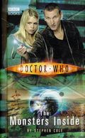 Doctor Who The Monsters Inside HC (2005 BBC Novel) 1-1ST