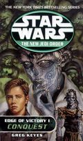 Star Wars The New Jedi Order Edge of Victory PB (2001 Del Rey Novel) 1-REP