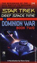 Star Trek Deep Space Nine Call to Arms PB (1998 Pocket Novel) The Dominion War: Book 2 1-1ST