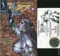 Tarot Witch of the Black Rose (2000) 8B.SIGNED