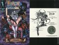 Tarot Witch of the Black Rose (2000) 10A.SIGNED