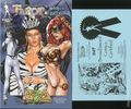 Tarot Witch of the Black Rose (2000) 49B.SIGNED