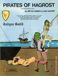 Pirates of Hagrost SC (1982 Judges Guild) Wilderness Role-Playing Game Supplement 4-1ST