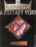 Axander A Distant Echo SC (2001 Viking Games) d20 System Role-Playing Game 1-1ST