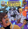 GoBots on Earth SC (1984 A Golden Super Adventure Book) 1-REP