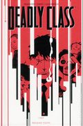 Deadly Class HC (2014 Image) SDCC Exclusive Edition 1-1ST