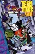 Teen Titans Go Truth, Justice, and Pizza TPB (2015 DC) 1-1ST