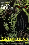 Saga of the Swamp Thing TPB (2012-2014 DC/Vertigo) By Alan Moore 5-REP