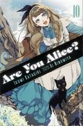 Are You Alice TPB (2013 Yen Press Digest) 10-1ST