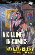 Dover Mystery Classics: A Killing in Comics SC (2015 Dover) By Max Allan Collins 1-1ST