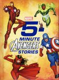 5 Minute Avengers Stories HC (2015 Marvel Press) 1-1ST