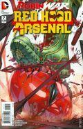 Red Hood Arsenal (2015) 7