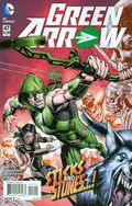 Green Arrow (2011 4th Series) 47A