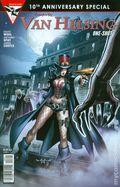 Grimm Fairy Tales Presents Van Helsing (2015) 10th Anniversary Special 6B