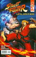 Street Fighter Unlimited (2015 Udon) 1A