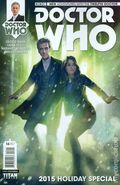 Doctor Who The Twelfth Doctor (2014 Titan) 16A