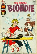 Blondie (1947 McKay/Harvey/King/Charlton) UK Edition 152