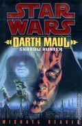 Star Wars Darth Maul Shadow Hunter HC (2001 Novel) 1B-1ST