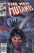 New Mutants (1983 1st Series) Mark Jewelers 18MJ