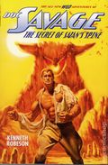 Doc Savage The Secret of Satan's Spine SC (2015 Altus Press Novel) The All-New Wild Adventures 1-1ST