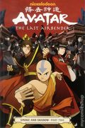 Avatar The Last Airbender Smoke and Shadow GN (2015 Dark Horse) 2-1ST