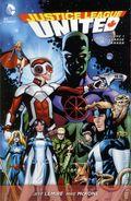 Justice League United TPB (2015-2017 DC) 1-1ST