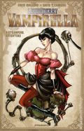 Legenderry Vampirella TPB (2015 Dynamite) A Steampunk Adventure 1-1ST