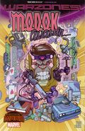 MODOK Assassin TPB (2015 Marvel) Secret Wars: Warzone 1-1ST